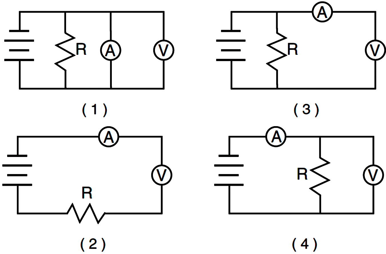 Electrical Meters Circuit Diagram Electronics Circuits Students Wiring June04q43