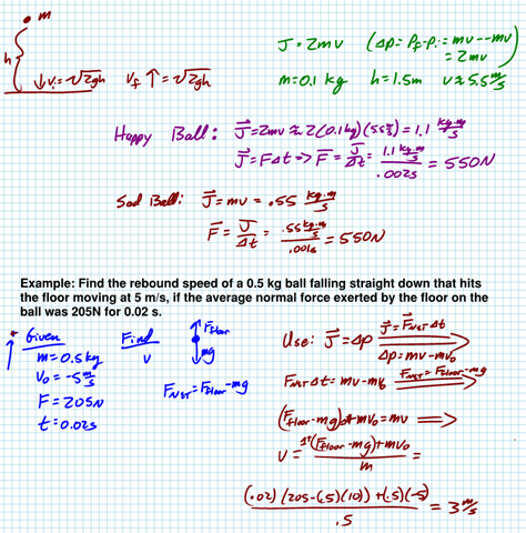 Quiz &amp- Worksheet - How Impulse Affects Change in Momentum | Study.com