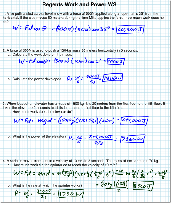 Work Power and Energy Worksheet   holidayfu besides Kids  work and power worksheet  Work Energy And Power Worksheet Docx as well  together with Regents Work  Energy  Power Review   Regents Physics moreover Work And Energy Worksheet Work And Energy Worksheet Printable Work additionally 55 Work Energy and Power Worksheet Answers Physics Clroom moreover 06 work  energy   power  1 further Work External Physics Clroom Worksheet ANSWERS as well Work and Energy Physics Worksheet   Movedar further The Physics Clroom Work Energy And Power Worksheet Answer Key besides Work Energy and Power Worksheet Answers and Ki ic Energy Worksheet additionally  further  as well Crash Course Physics  9  Work  Energy  and Power  worksheet by Danis further Work And Energy Worksheet Work Power Energy Worksheet Worksheet Work together with Work Energy And Power Worksheet Answers Physics Clroom   Free. on work energy and power worksheet