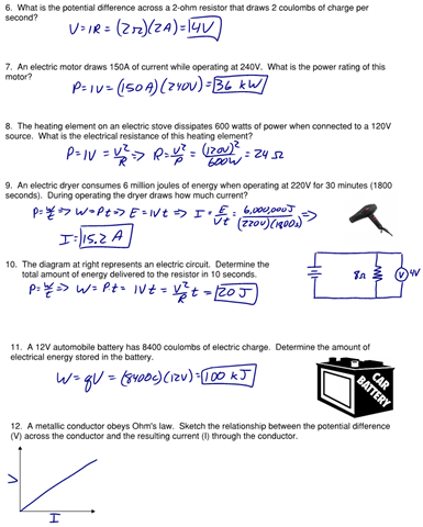 resistance Archives - Page 4 of 4 - Regents Physics