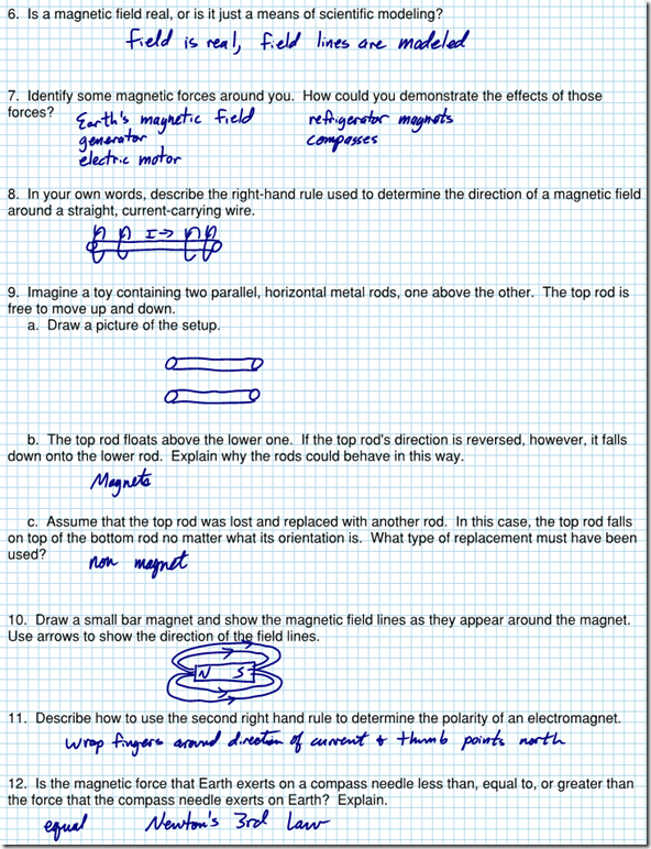 Right Hand Rule Archives - Regents Physics