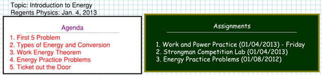 work-energy theorem Archives - Regents Physics