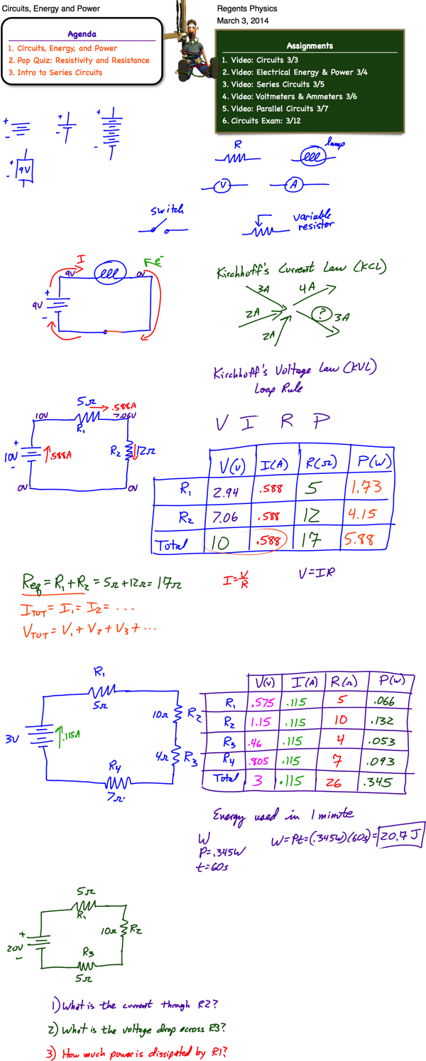Series Circuits Archives Page 2 Of 3 Regents Physics